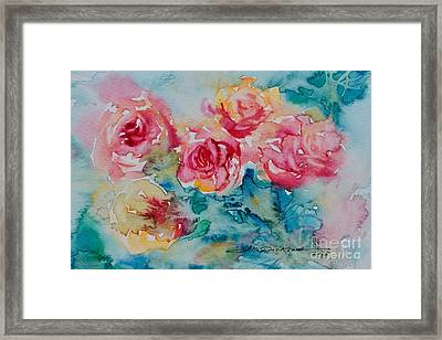 Just For You. #4 Framed Print