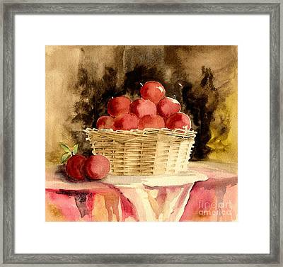 Just For You Framed Print by Melly Terpening