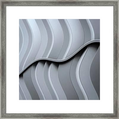 Just Form,no Function Framed Print
