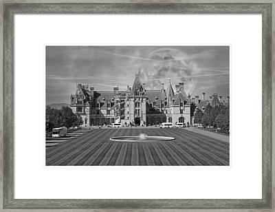 Just Like A Dreamland Framed Print by Betsy Knapp