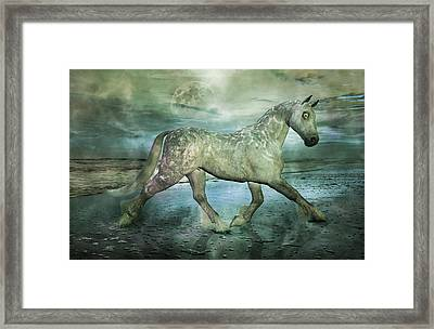Just Like Heaven Framed Print by Betsy Knapp