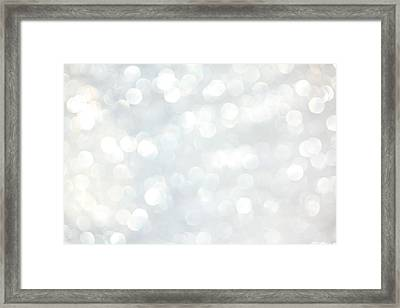 Just Like Heaven Framed Print