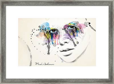 Just  Like This  Framed Print by Mark Ashkenazi