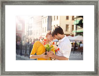Just Love Framed Print by Christo Grudev