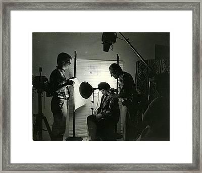 Just Me Framed Print by John Andro Avendano