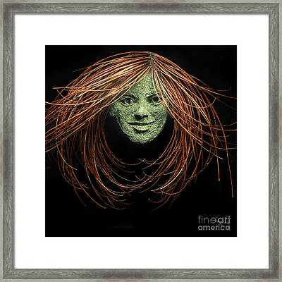Just Once More Framed Print by Adam Long