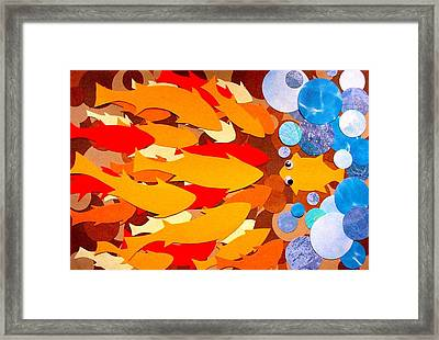 Just One Framed Print by David Pegher
