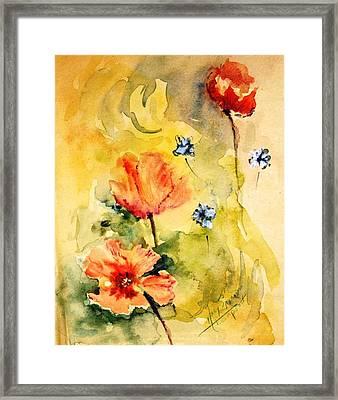 Just Play Framed Print by Mary Spyridon Thompson