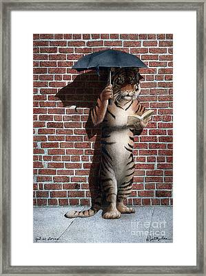 Just So Stories... Framed Print