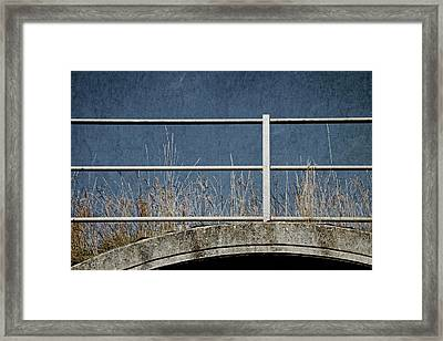 Just The Facts Framed Print by Odd Jeppesen