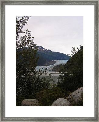 Just The Two Of Us. Framed Print