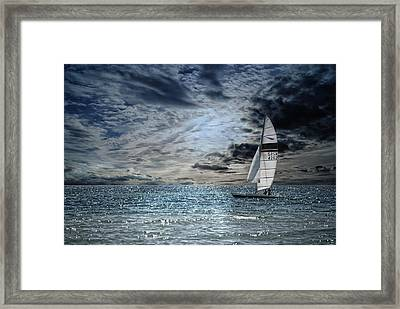 Just The Two Of Us Framed Print by Joachim G Pinkawa