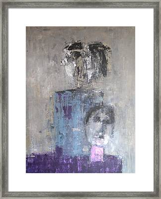 Just The Two Of Us Framed Print by Liezel Liebenberg