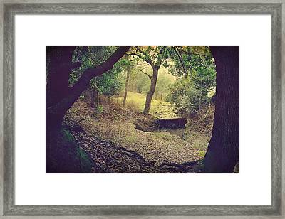 Just Touch Me Once More Framed Print by Laurie Search