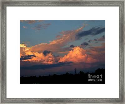 just Wow Framed Print by Scott B Bennett