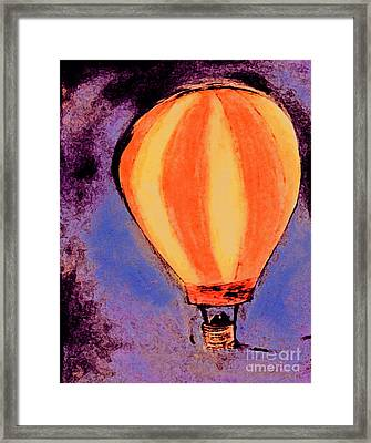 Just You And Me By Jrr Framed Print by First Star Art