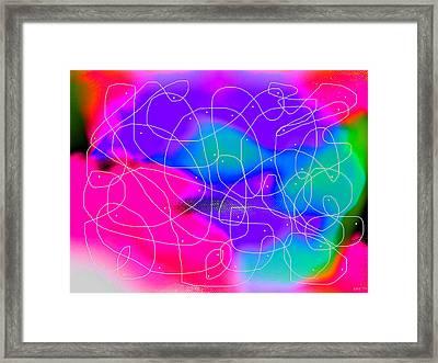 Juwel Aquarium Three Framed Print
