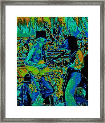 Jwinter #5 Enhanced Colors 1 Framed Print