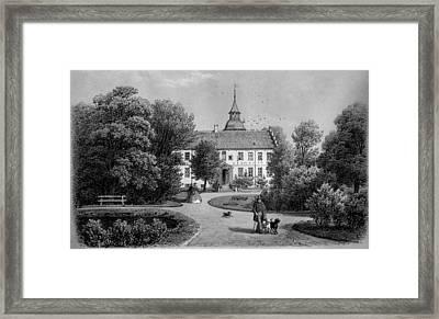 Jylland Rydhave 1867 Framed Print