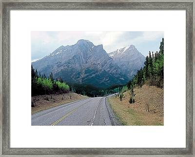 K Country 2 Framed Print by Terry Reynoldson