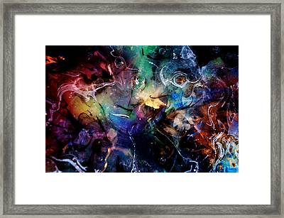 K007 Framed Print by Billy Roberts