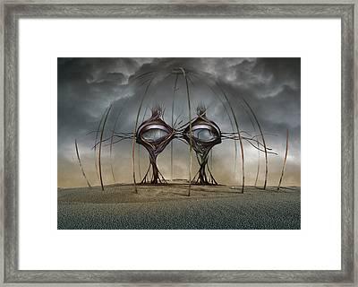 K106 Framed Print by Radoslav Penchev