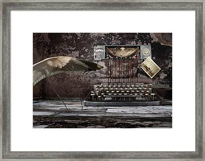 K107 Framed Print by Radoslav Penchev