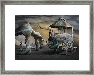 K108 Framed Print by Radoslav Penchev
