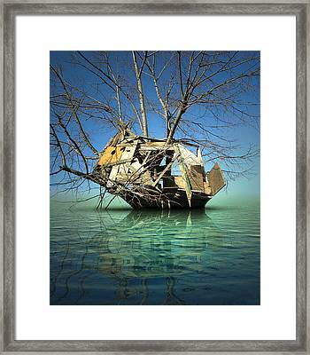 K14 Framed Print by Radoslav Penchev