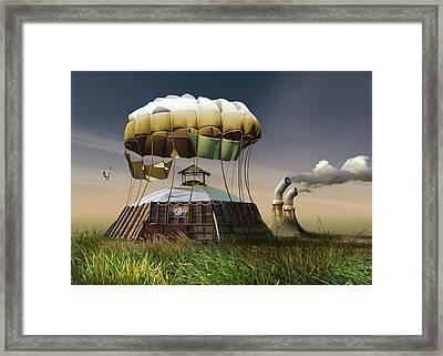 K201 Framed Print by Radoslav Penchev