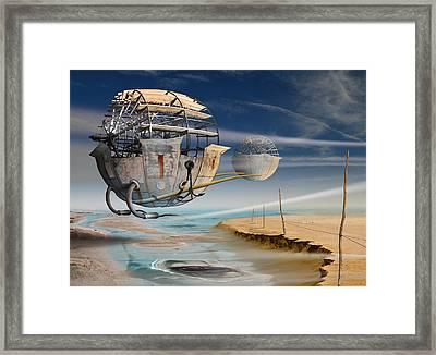 K202 Framed Print by Radoslav Penchev