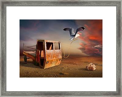 K212 Framed Print by Radoslav Penchev