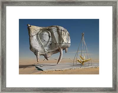K217 Framed Print by Radoslav Penchev