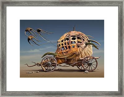 K218 Framed Print by Radoslav Penchev