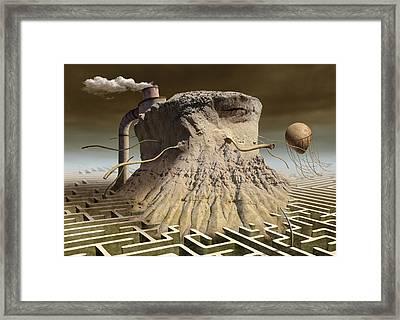 K313 Framed Print by Radoslav Penchev