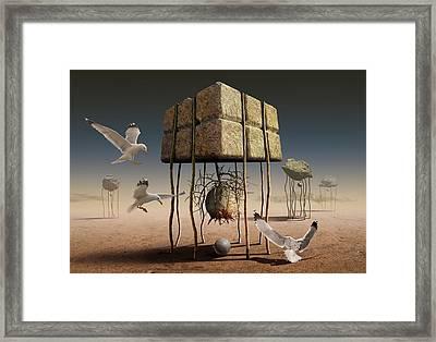 K314 Framed Print by Radoslav Penchev