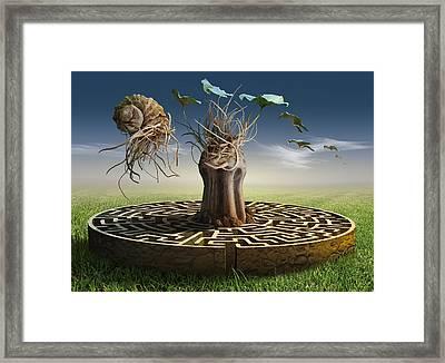 K315 Framed Print by Radoslav Penchev