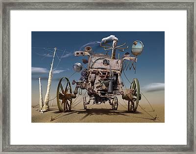 K316 Framed Print by Radoslav Penchev