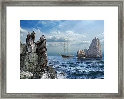 K65 Framed Print by Radoslav Penchev