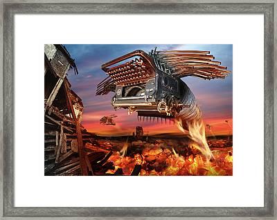 K78 Framed Print by Radoslav Penchev
