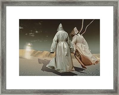 K84 Framed Print by Radoslav Penchev