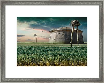 K85 Framed Print by Radoslav Penchev