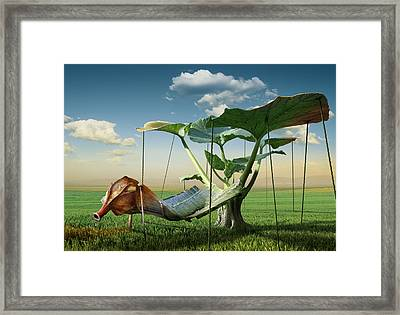 K89 Framed Print by Radoslav Penchev