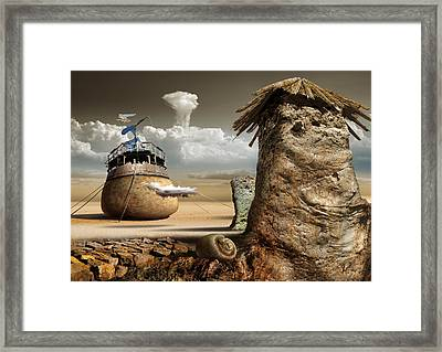 K90 Framed Print by Radoslav Penchev