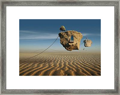 K95 Framed Print by Radoslav Penchev