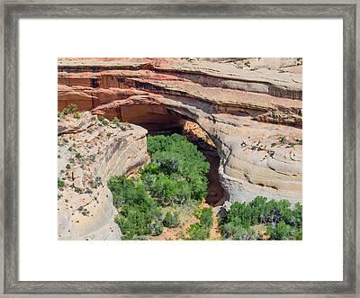 Kachina Bridge Framed Print