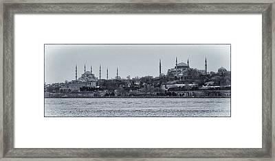Kadikoy Cruise Framed Print