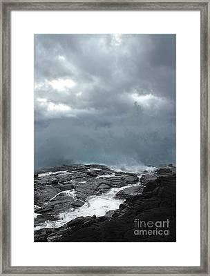 Kailani Framed Print by Ellen Cotton