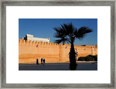 Kairouan Framed Print by Lucas Vallecillos - Vwpics