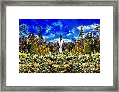 Kalemegdan Fortress Framed Print by Milan Karadzic